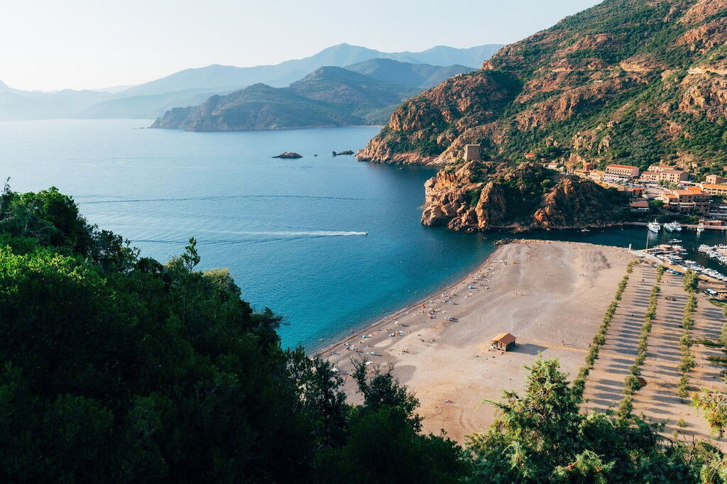 Wunderschön Korsika